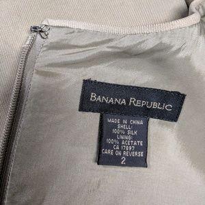 Banana Republic Dresses - Banana Republic Silk Dress